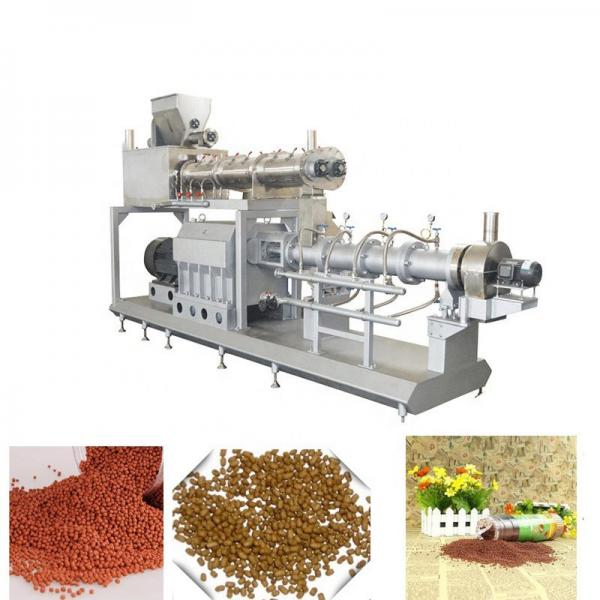 Extruder Floating Feed Pellet Making machinery