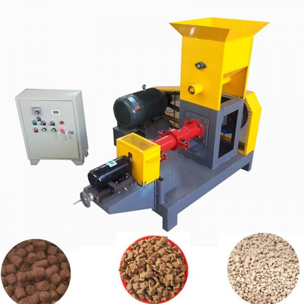 300-350kg/H Poultry Animal Fish Feed Making Pet Food Pellet Mill Extruder Machine