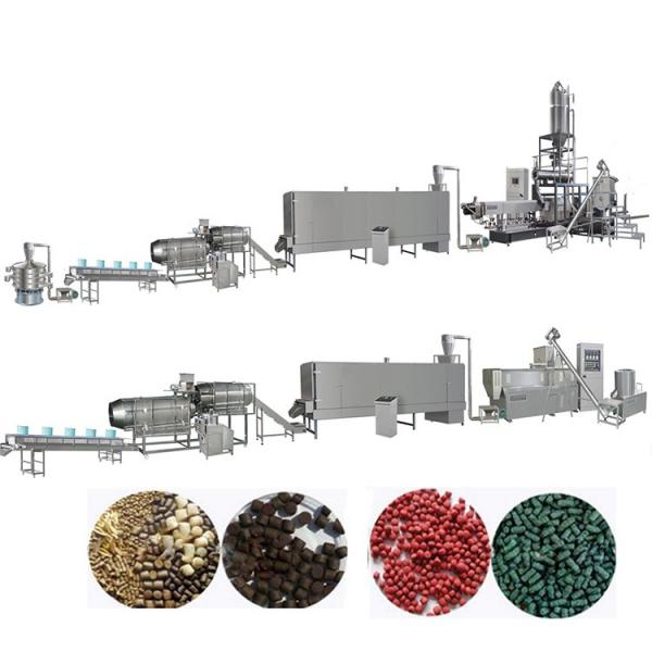High Quality Animal Pellet Fish Feed Machine Catfish Tilapia Trout Shrimp Floating Fish Feed Extruder Price