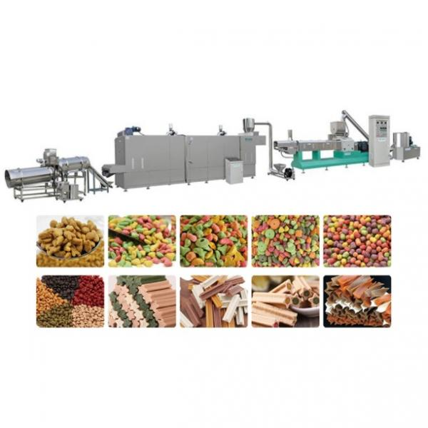 Aquaculture Floating Fish Feed Pelleting Making Machine for Aquaculture Feed Suppliers